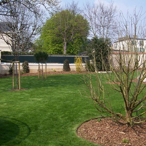 Les Jardins à l'Ancienne, SCI Lareinty