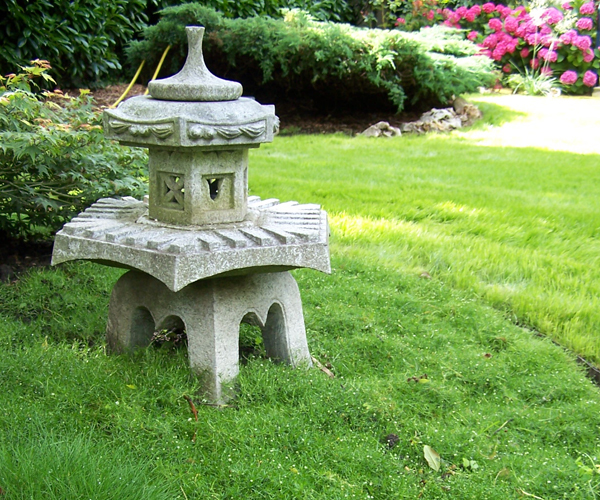 Les Jardins à l'Ancienne, jardin japonais