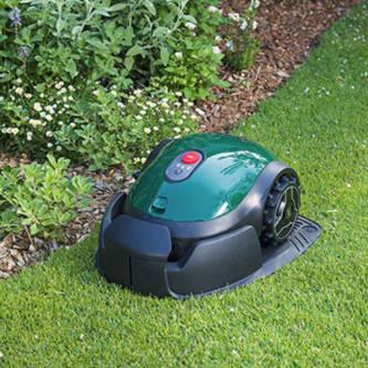 robot mow avec base